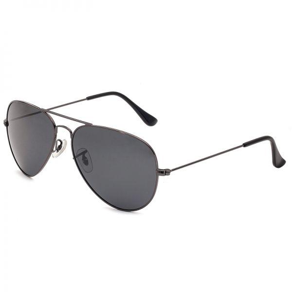 gafas de sol aviador gris, gafas de sol