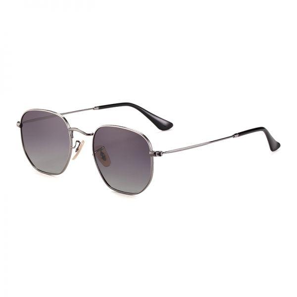 gafas sol polarizadas gris
