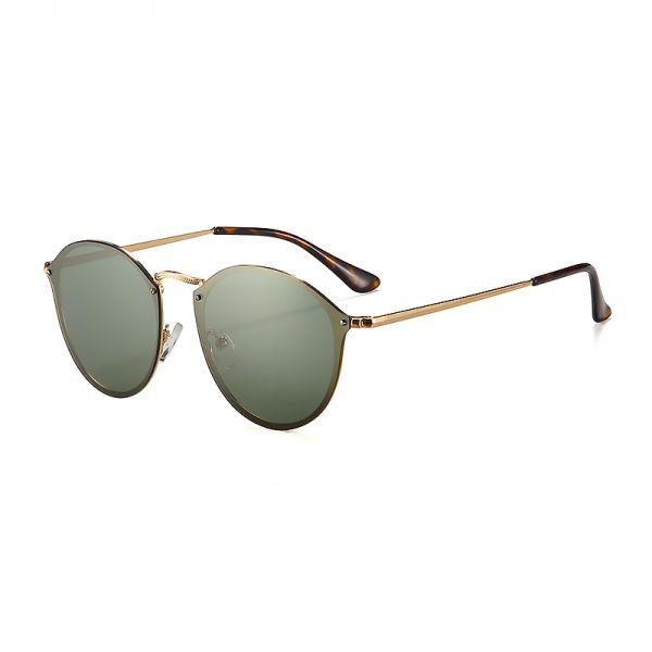 gafas sol polarizadas verdes