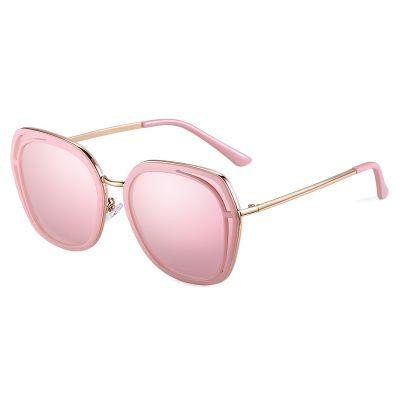 gafa sol rosa