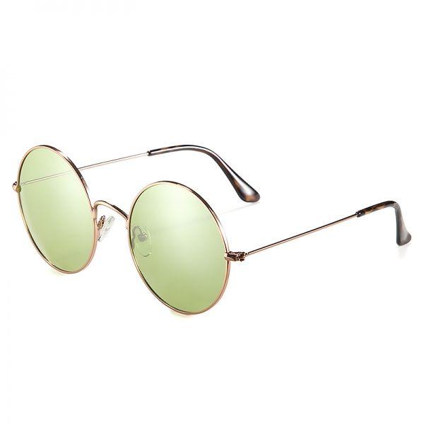 gafas de sol verdes