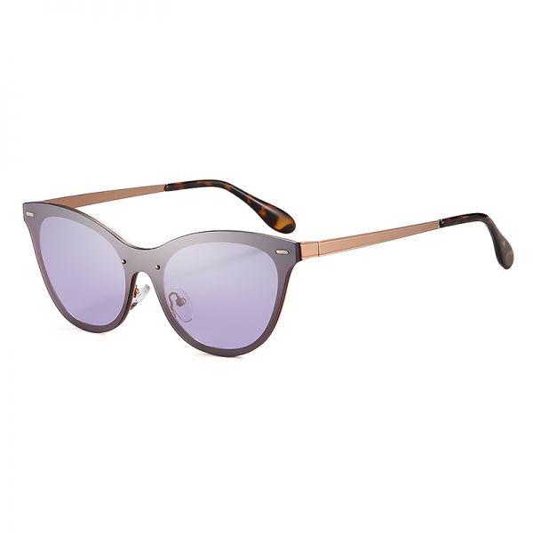 gafas de sol mariposa violeta