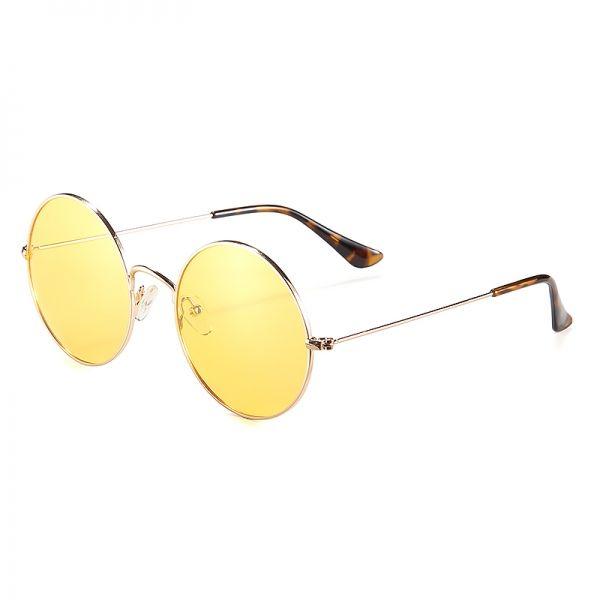 gafas redondas sol