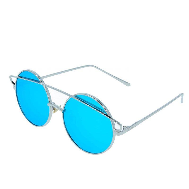 ddeca65dd ... Emporio Sport / ROUND SPORT AZUL. gafas de sol redonda