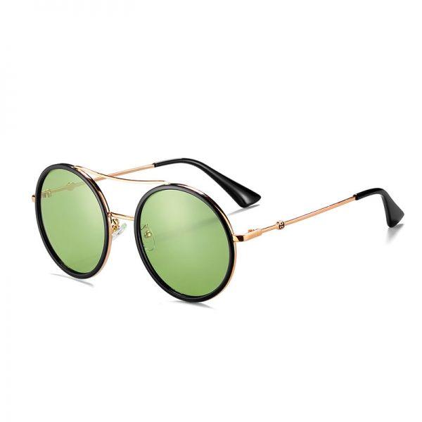 gafas sol verdes