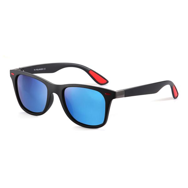 gafas de sol azul espejo