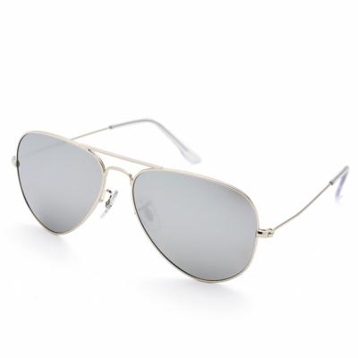 gafas de sol aviador grises